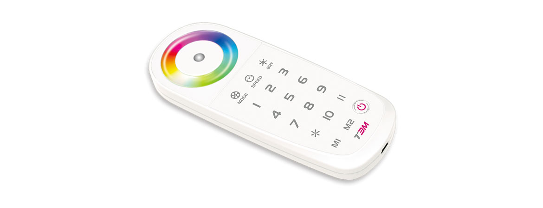 2 4g led touch controller t3m fancy color diamond series